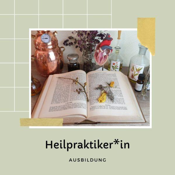 Ausbildung - Heilpraktiker